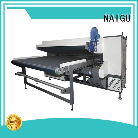 NAIGU mattress roll pack machine manufacturer for factory