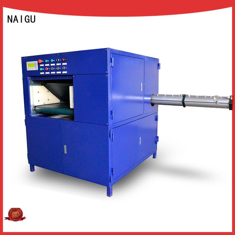 NAIGU durable mattress roll pack machine supplier