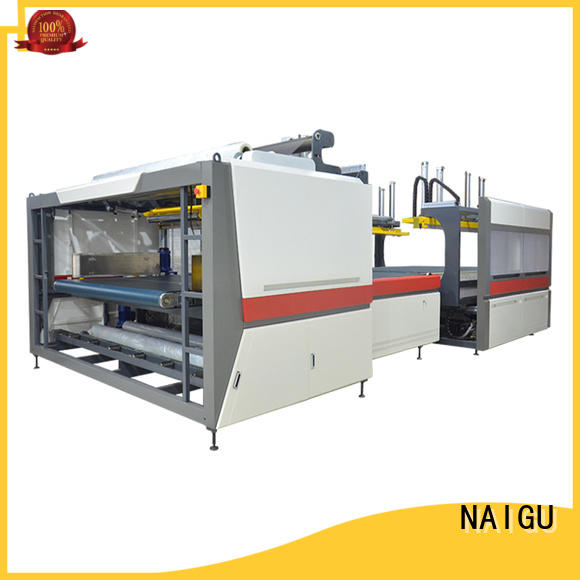 NAIGU technical mattress bagging machine online for seal film