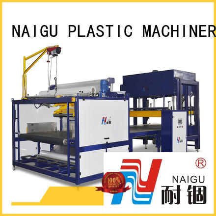 NAIGU automatic compression machine factory price for factory