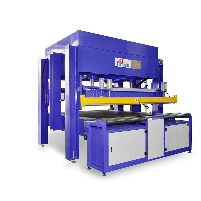 NAIGU automatic pillow pressing machine promotion for plant-1