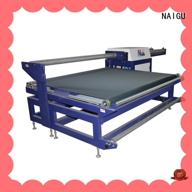 NAIGU mattress roll packing machine manufacturer