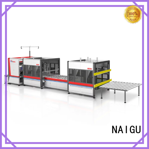 NAIGU standard mattress rolling machine easy to operation for spring mattresses