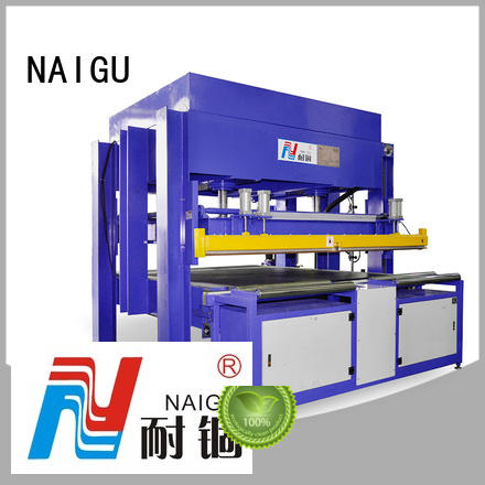 professional automatic compression machine factory price for workshop