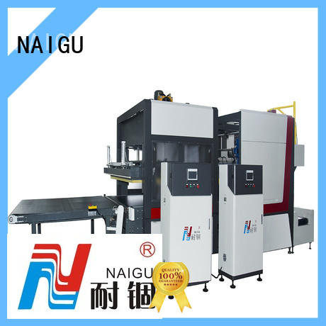 NAIGU standard mattress production machines easy to operation for pocket spring mattresses