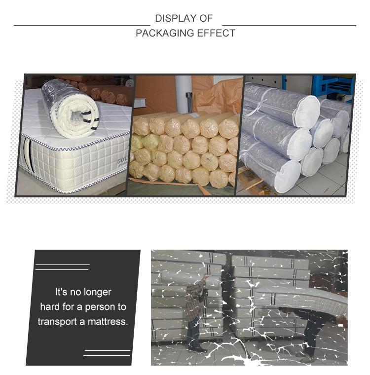 energy-saving mattress roll packing machine manufacturer for workshop-2
