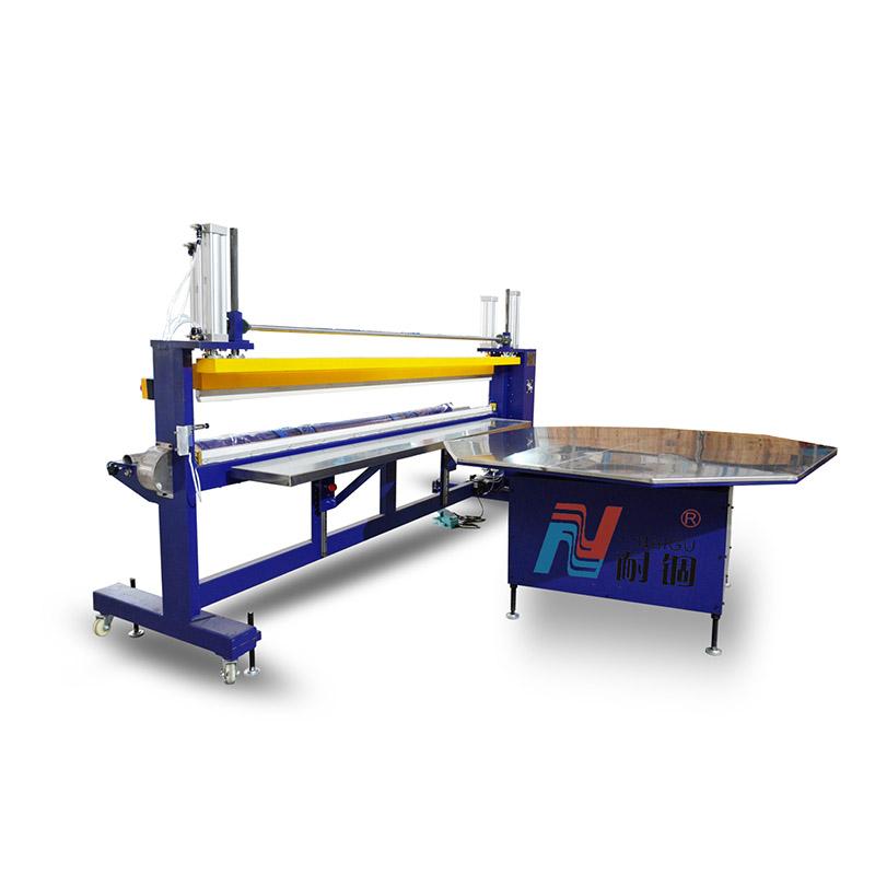 technical mattress packaging machine supplier for non-woven-1