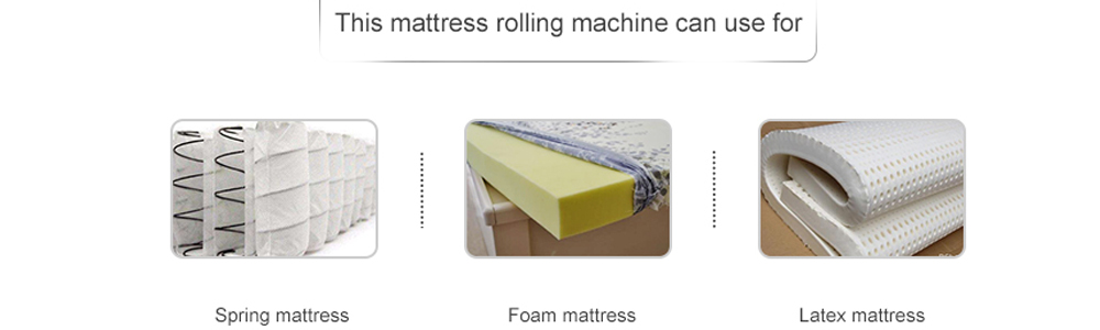 automated Mattress compression machine promotion for sponge mattresses-2