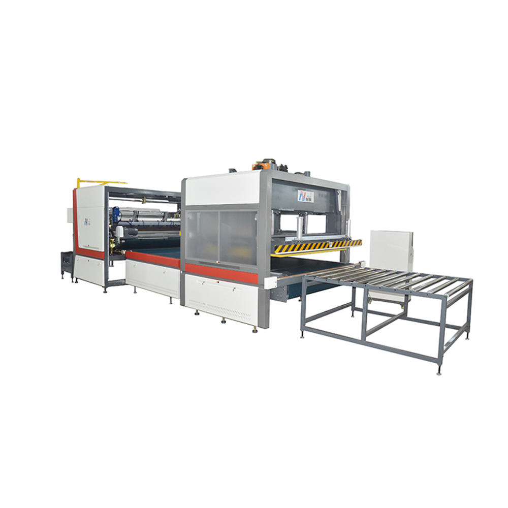 Automatic mattress compress& roll packing machine NG-18R