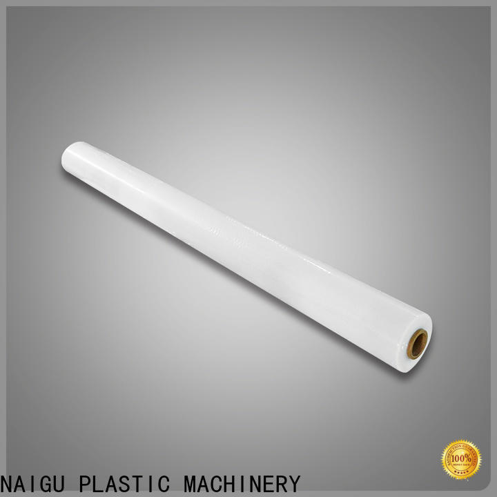 NAIGU polyethylene film factory price for hardware industry