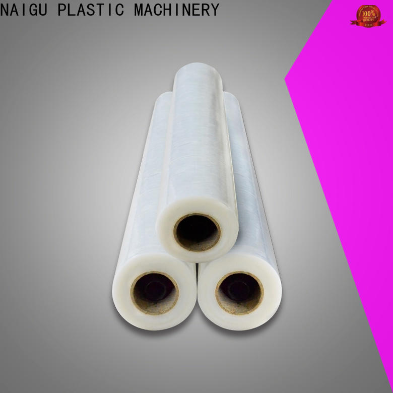 NAIGU standard Pe plastic film factory price for hardware industry