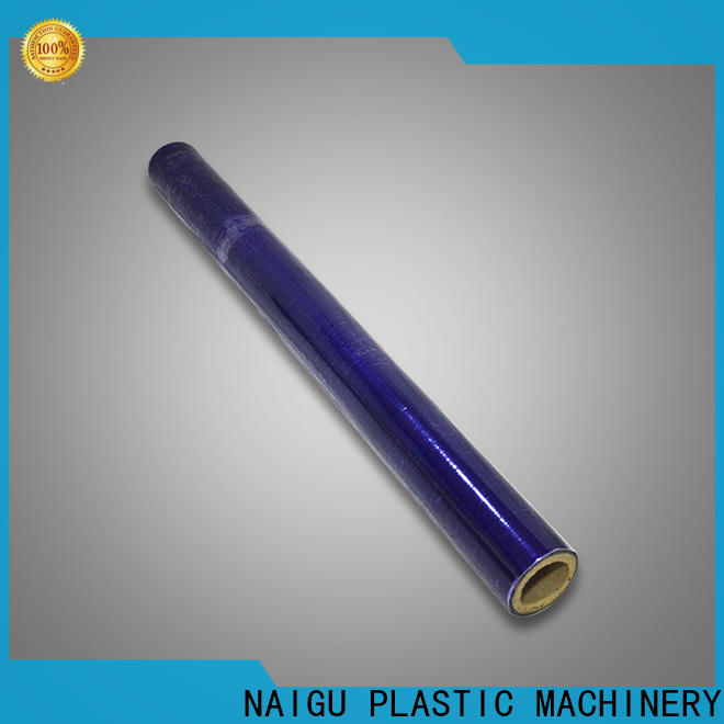 dust proof pvc film roll wholesale for furniture packaging