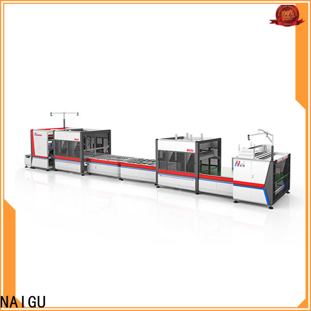 NAIGU mattress rolling machine promotion for spring mattresses