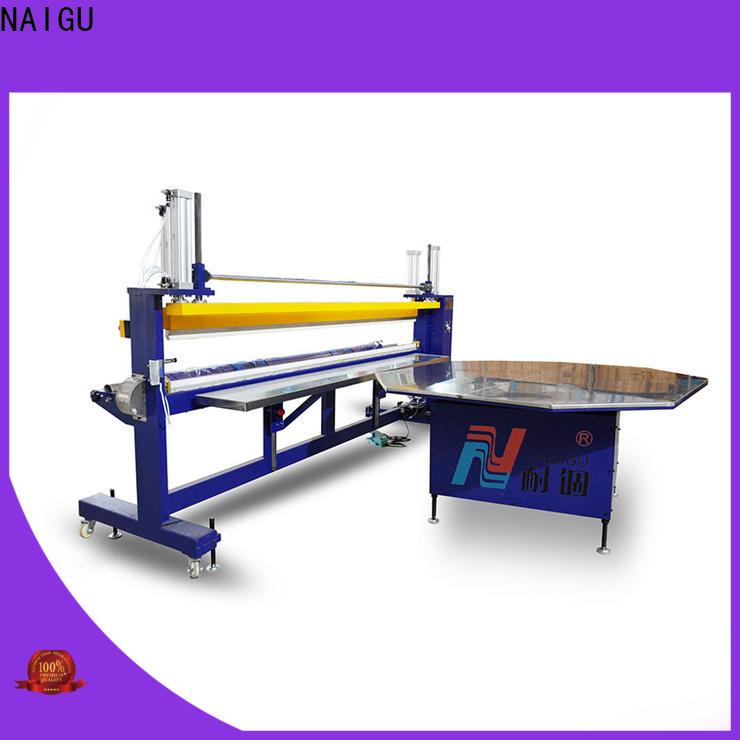 technical mattress packaging machine supplier for non-woven