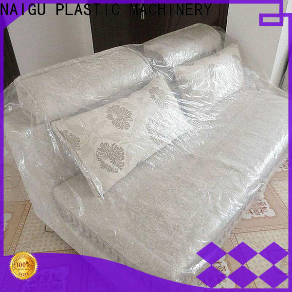 dustproof plastic furniture cover non-toxic for travel