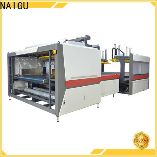 NAIGU waterproof Mattress packing machine supplier for non-woven