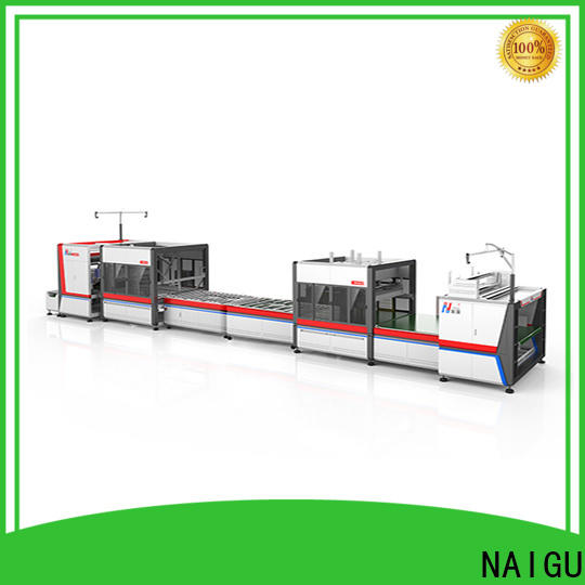 NAIGU automated mattress production machines high efficiency for spring mattresses