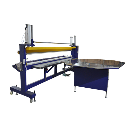 automatic mattress bagging machine easy to operation for non-woven-1