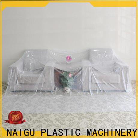 NAIGU convenient polythene cover wholesale for prevent dust