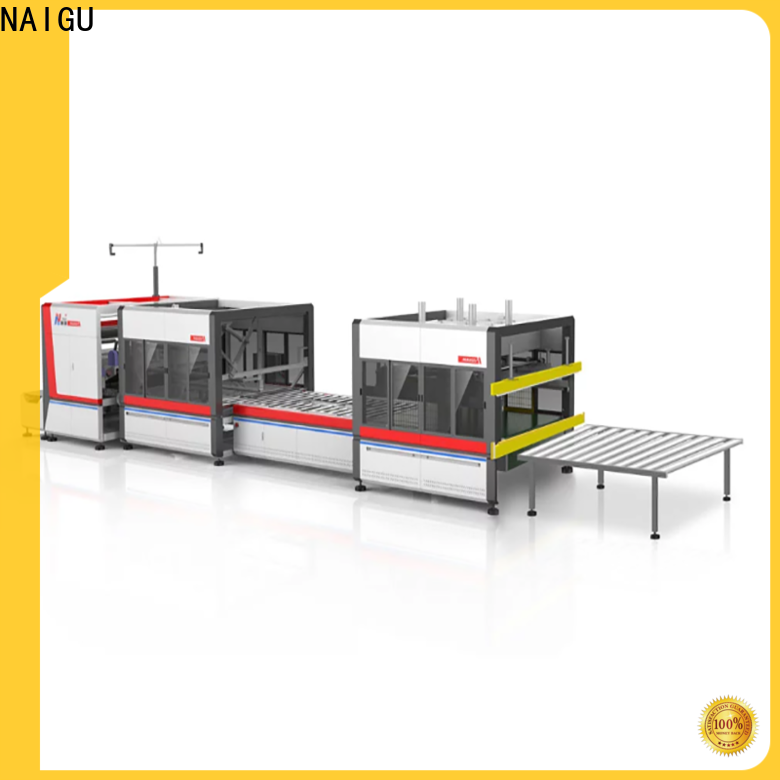 NAIGU cost-effective mattress production machines easy to operation for sponge mattresses