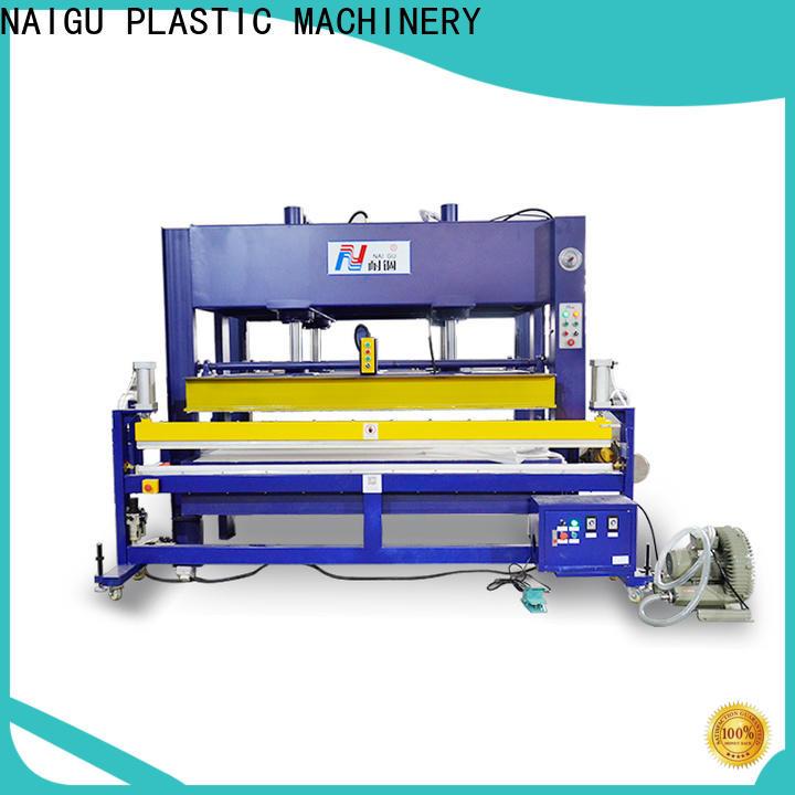 NAIGU Mattress compression machine promotion for workshop