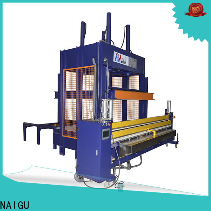NAIGU automatic automatic compression machine directly sale