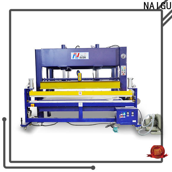 adjustable mattress machinery factory price for workshop