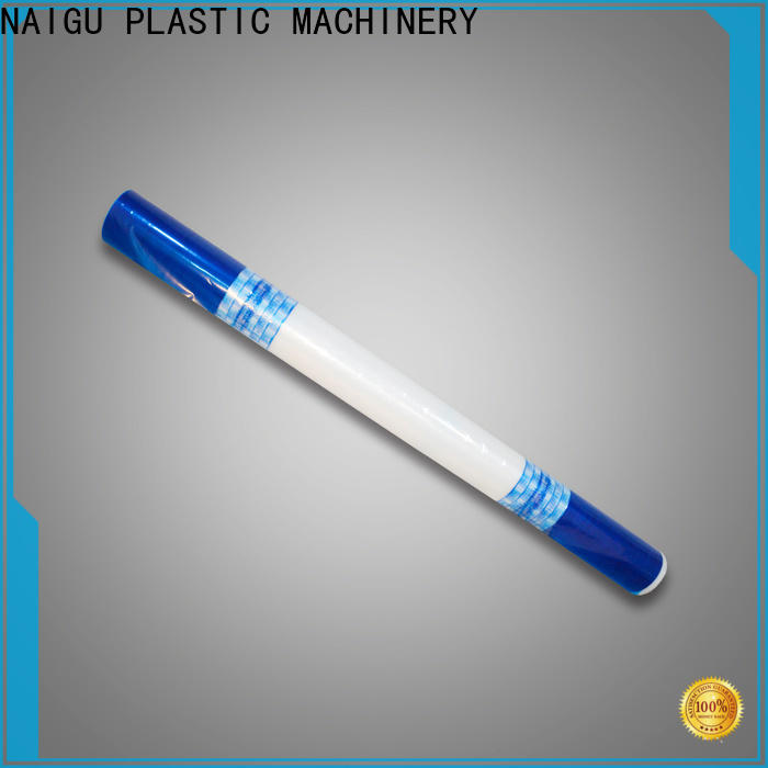 NAIGU non-toxic PVC printed film personalized for packaging