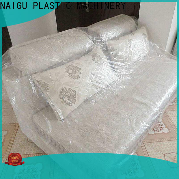 NAIGU plastic furniture cover supplier for storage