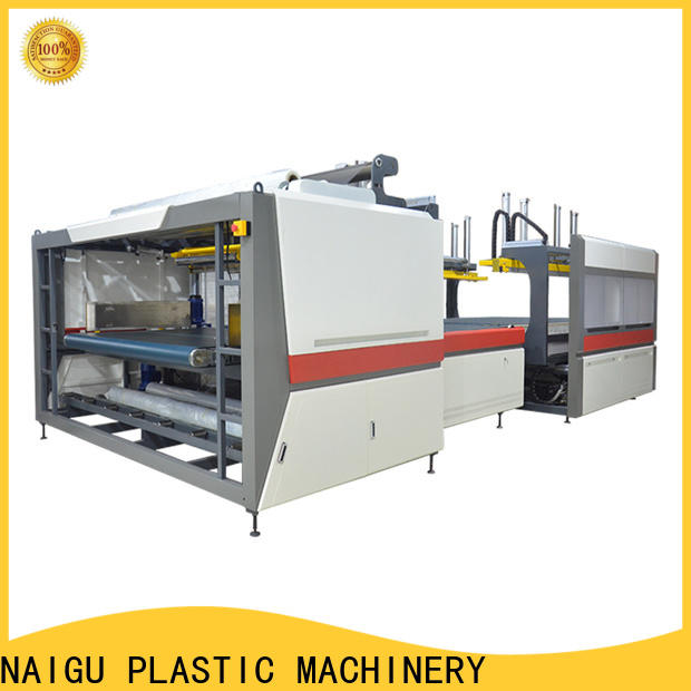 NAIGU waterproof mattress bagging machine high efficiency for seal film