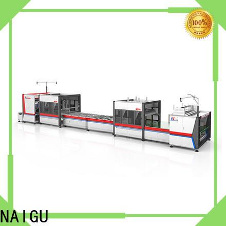 NAIGU Mattress compression machine high efficiency for latex mattresses