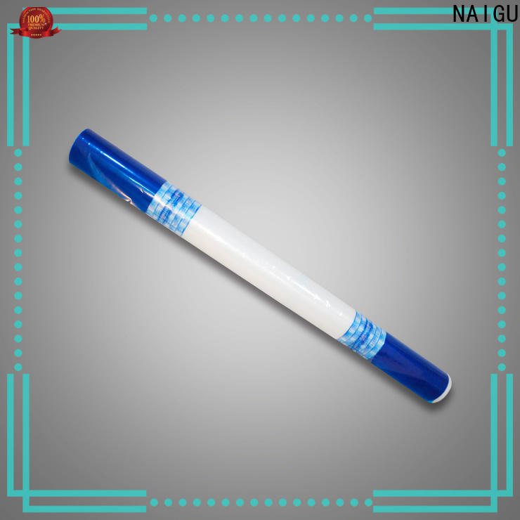 NAIGU smell-less PVC printed film wholesale for packaging