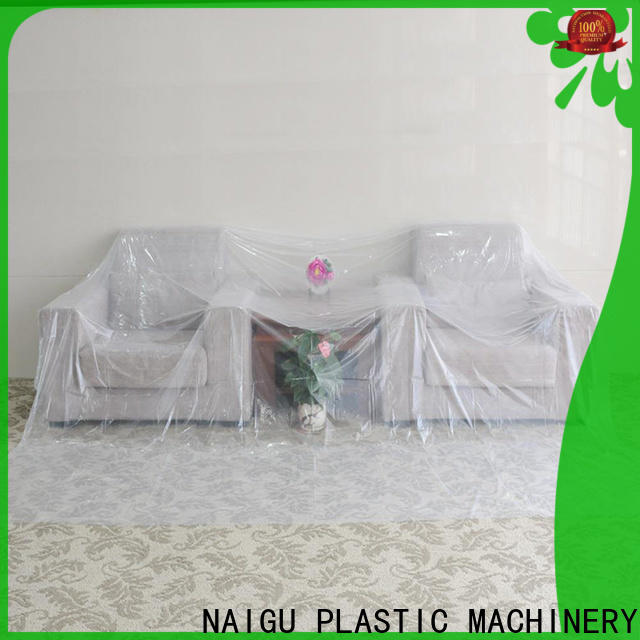 NAIGU convenient Polythene sheet wholesale for prevent dust