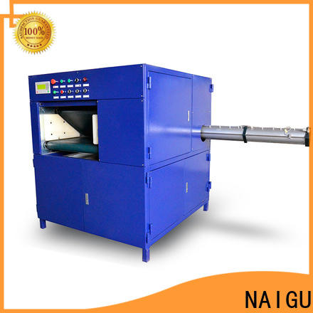 NAIGU safe mattress roll packing machine on sale