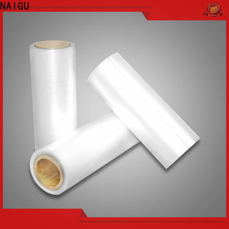 NAIGU high puncture resistance bopp film on sale for sale packaging