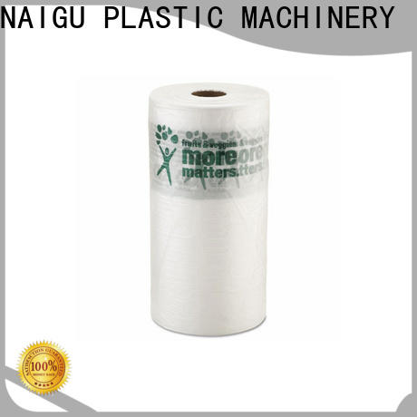 NAIGU custom Plastic bag roll factory price for storage