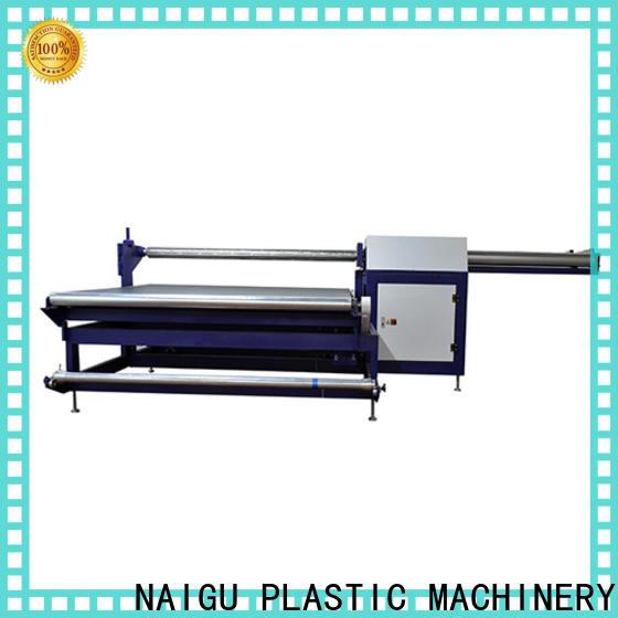 NAIGU energy-saving mattress roll pack machine supplier