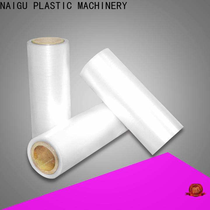 NAIGU good flexibility Pe shrink film factory price for protect product