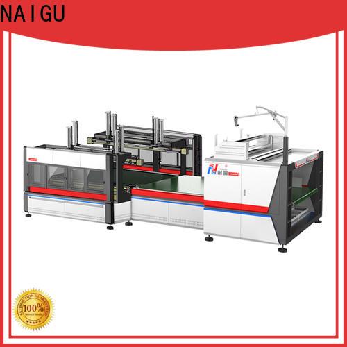 NAIGU mattress machinery online for workshop