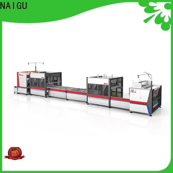 NAIGU standard Mattress compression machine wholesale for sponge mattresses