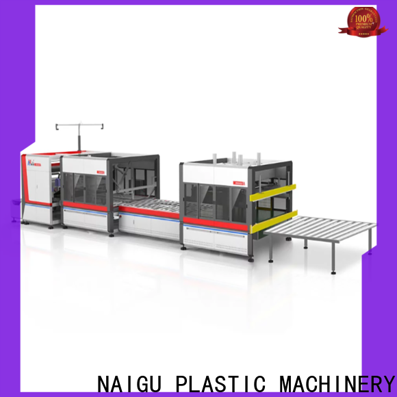 NAIGU standard mattress rolling machine promotion for spring mattresses