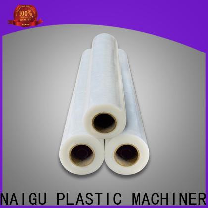 NAIGU Pe plastic film on sale for hardware industry