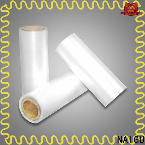 good flexibility Pe shrink film supplier for sale packaging