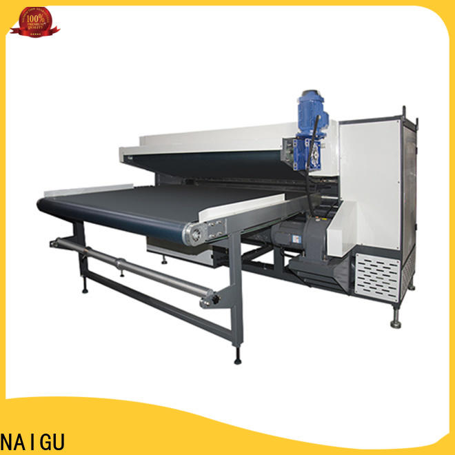 NAIGU durable pillow rolling machine manufacturer for plant