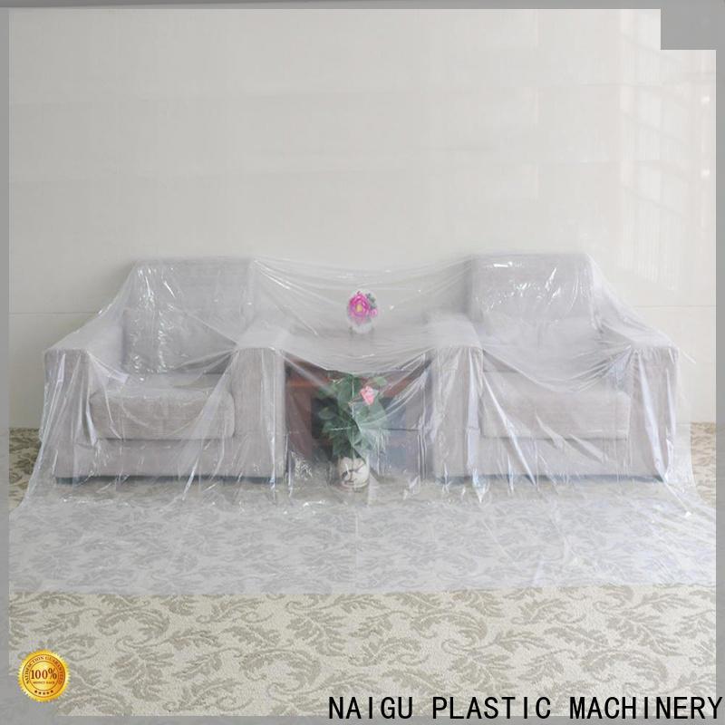 NAIGU long lasting Polythene sheet personalized for prevent dust