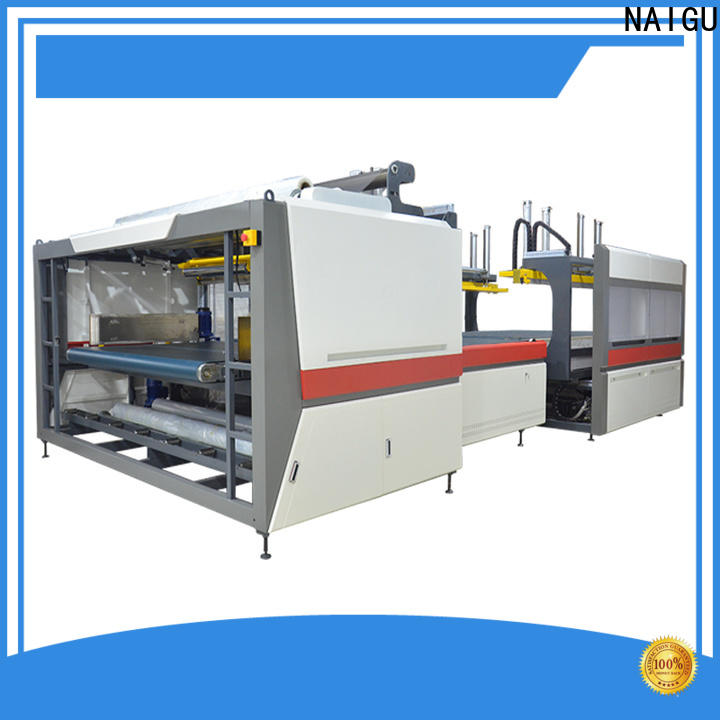 NAIGU mattress bagging machine supplier for bag