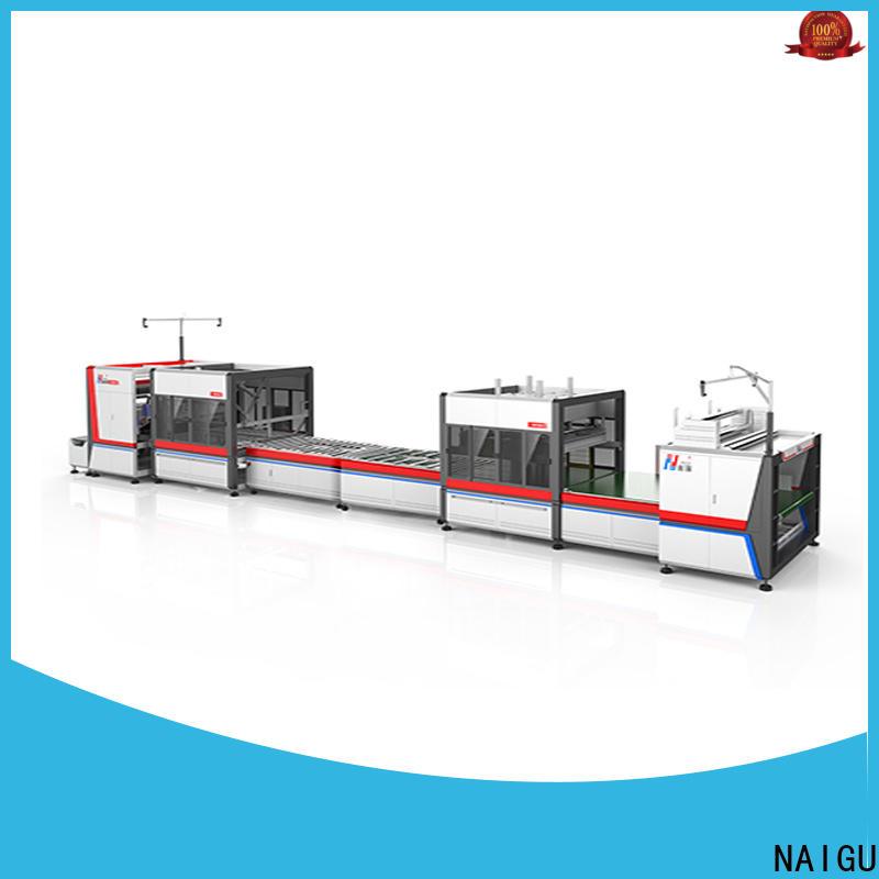NAIGU cost-effective Mattress compression machine promotion for spring mattresses