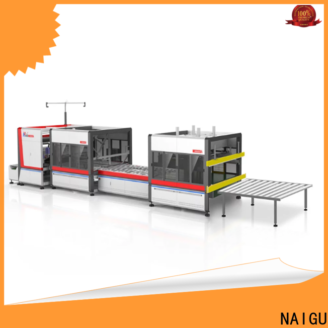NAIGU standard Mattress compression machine easy to operation for spring mattresses