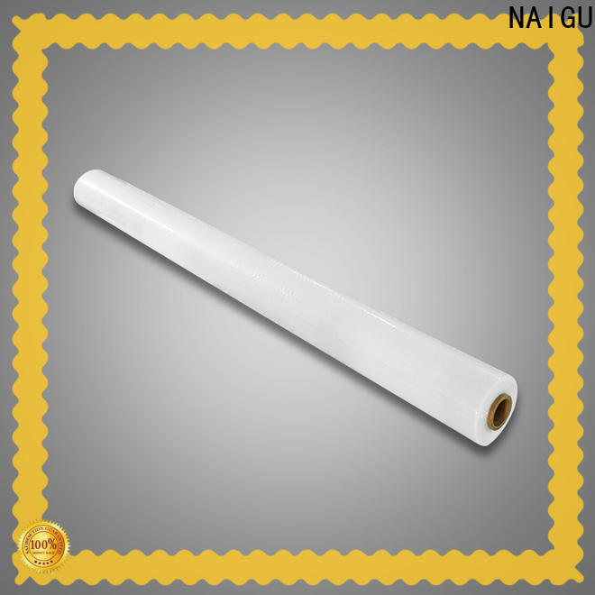 professional polyethylene film factory price for plastic industry
