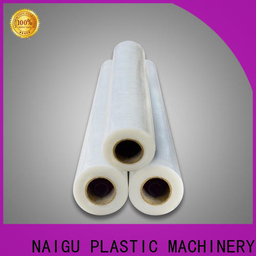 NAIGU Pe plastic film on sale for bag making